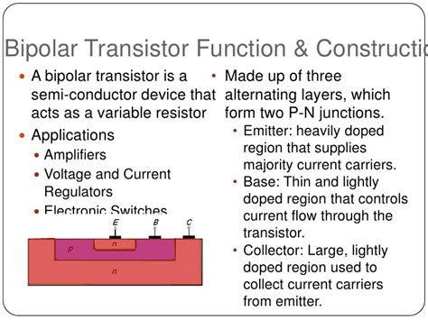 bipolar integrated circuit with photodetection function bipolar transistor function 28 images basic types of transistors electronics lab bipolar