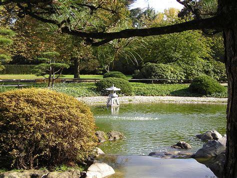 botanischer garten düsseldorf japanischer garten parks sehensw 252 rdigkeiten