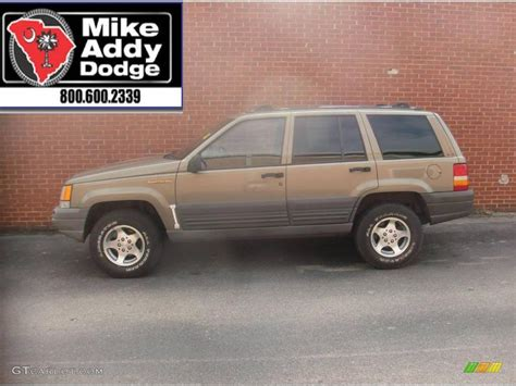 1997 char gold satin glow jeep grand laredo 13676770 gtcarlot car color galleries