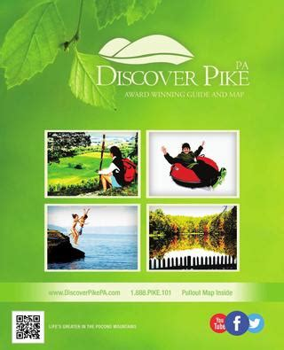 2013 discover pike pa visitors guide by discover pike pa