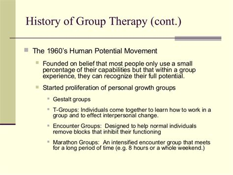 hippocratic bench group therapy