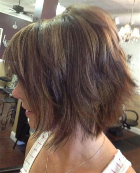 inverted shag hairstyles 8 bob hairstyles shaggy bob haircut ideas popular haircuts
