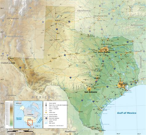 topographical map texas bio thing by duster132 cyber special forces galleries