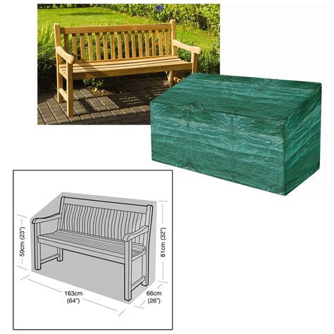 park bench covers waterproof 3 seater outdoor garden park furniture bench seat cover heavy duty ebay