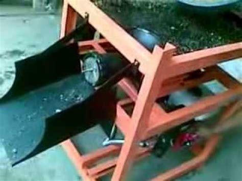 Mesin Giling Ikan Sederhana modifikasi mesin giling menjadi mesin pencetak pelet se