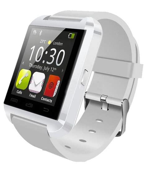 bingo u8 white bluetooth smart notification smartwatch