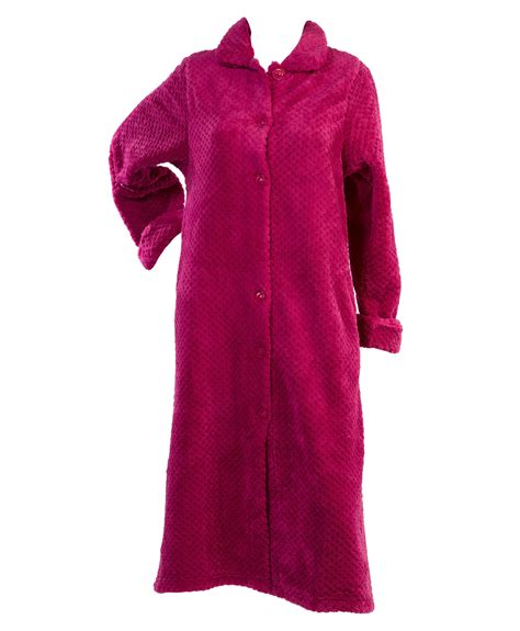 slippers and robe uk soft waffle fleece bed jacket or dressing gown robe