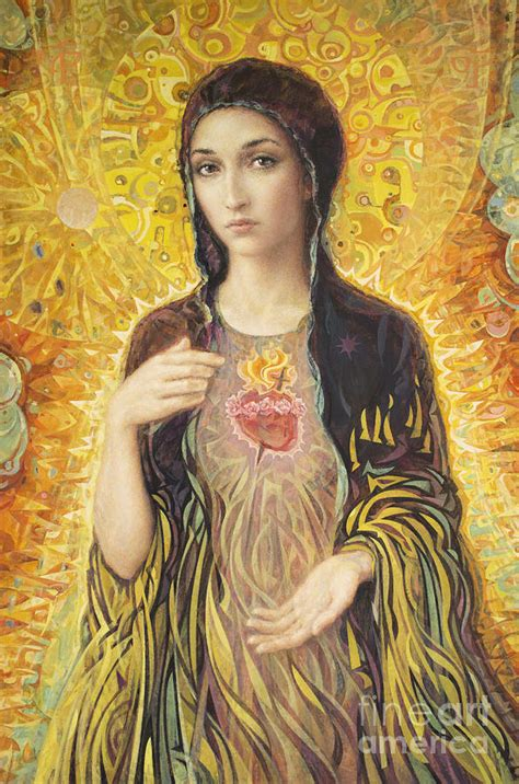 immaculate hair grease immaculate heart of mary painting apexwallpapers com