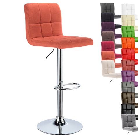 swivel breakfast bar stools 1 x faux leather bar stools with back swivel kitchen breakfast chairs stool u070 ebay
