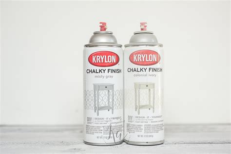 chalk paint köksluckor krylon chalk finish paint ka styles