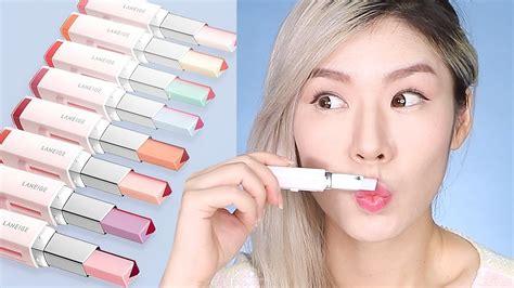 Lipstik Laneige Indonesia laneige two tone tint lip bars all 8 shades lip bar