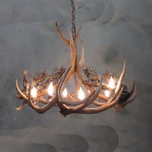 chandelier antler headed high bronze elk antler chandelier
