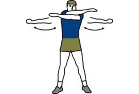 arm swing the importance of a warm up be broncho fit