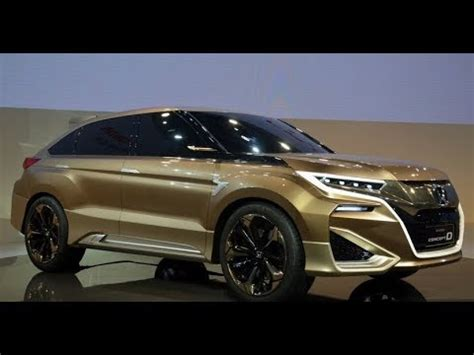 Honda Suv 2020 by Honda Mysteries Suv Expected Launch Soon After 2020 Is