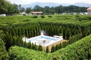 Garden Ridge Hton Va Luray Va Garden Maze Photo Picture Image Virginia