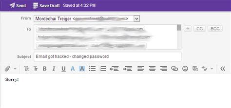 my yahoo email just got hacked i ve been hacked two suggestions for email providers