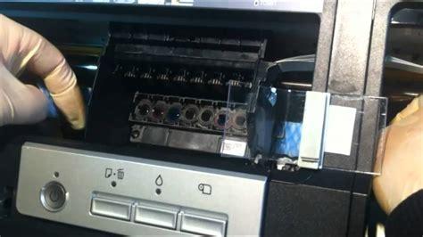 clean  printers print head youtube