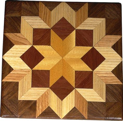 Wooden Quilt wood quilt blocks by woodmosaics lumberjocks