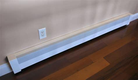 Modern Baseboard Heaters Baseboarders The Easy Slip On Baseboard Heater Covers