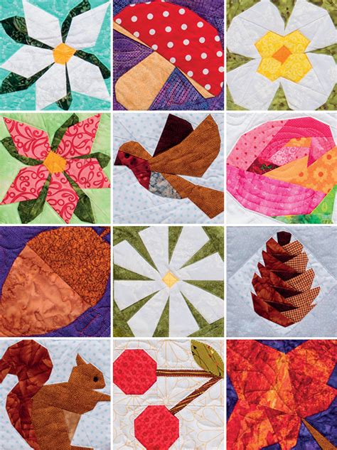 paper pieced flower pattern plant beautiful fabric flowers with paper piecing create