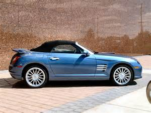 Images Of Chrysler Crossfire Chrysler Crossfire Srt6 Roadster Picture 11 Reviews