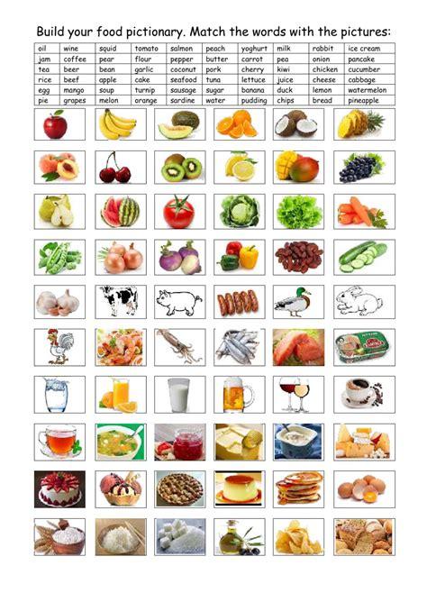 1951 free esl food worksheets food and drinks interactive worksheet