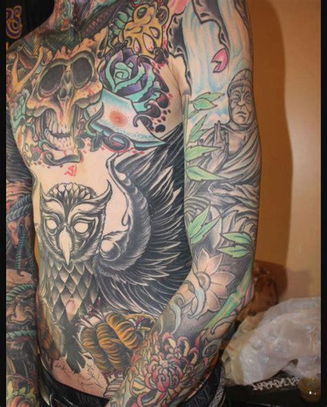 mitch lucker owl tattoo design 61 best images about tattoo on pinterest mitch lucker