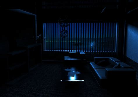 3d room lighting by oblivirain on deviantart