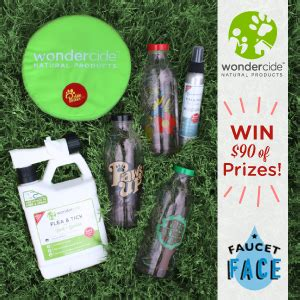 Win Some Great Prizes From Fixx 2 by Wondercide