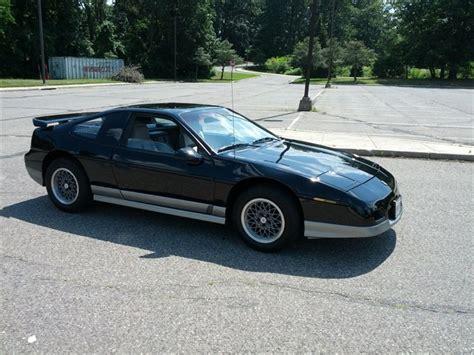 where to buy car manuals 1986 pontiac fiero regenerative braking sco77 s 1986 pontiac fiero in pasadena md