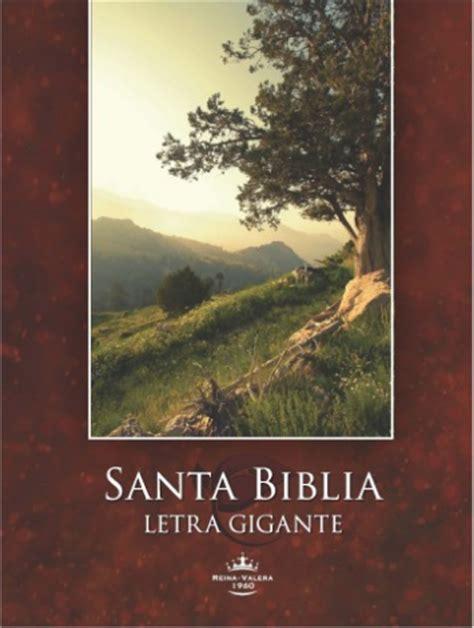 libro santa biblia rvr 1960 letra gigante biblia reina valera 1960 letra s 250 per gigante con 237 ndice 9781941448151 rvr 1960 traductor