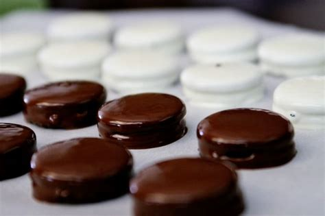 diy tutorial lucky chocolate covered oreos free printable see vanessa craft