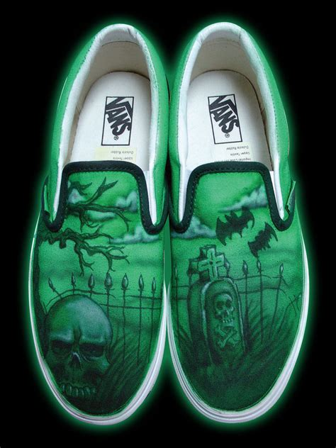 graveyard shoes graveyard shoes by namtattoonut on deviantart