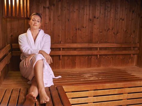 La Sauna beneficios de la sauna para la salud