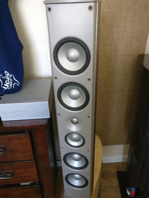 sale infinity prelude mts towers  center speakers