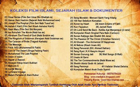 film sejarah islam jual koleksi film dokumenter sejarah islam toko