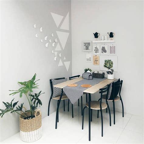 desain ruang makan minimalis sederhana ruang makan