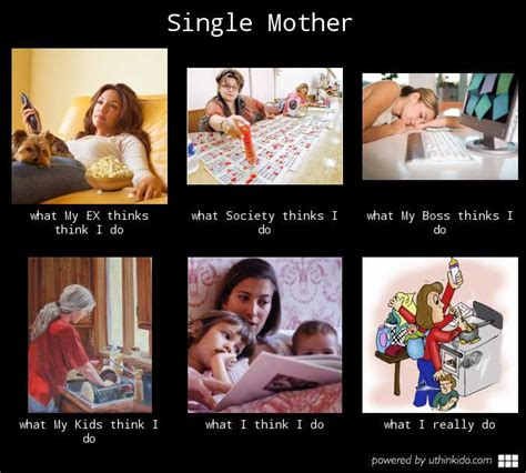 Single Mother Meme - single mothers chingaderitas pinterest