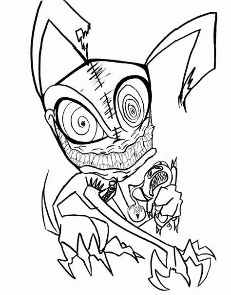printable halloween coloring pages scary halloween coloring pages free printable scary coloring home
