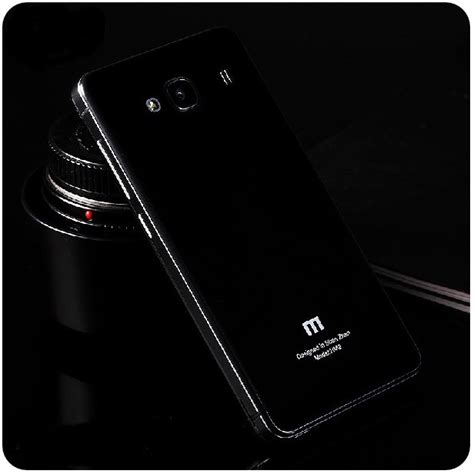 Aluminium Tempered Glass For Xiaomi 11 aluminium tempered glass for xiaomi redmi 2