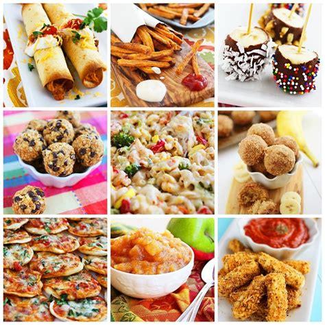 Favorite Comfort Foods by 25 Kids Favorite Foods Made Healthy