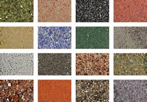 what is color sanding sand types sandatlas