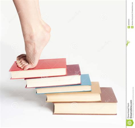 of the person books person standing on books stock images image 28330694