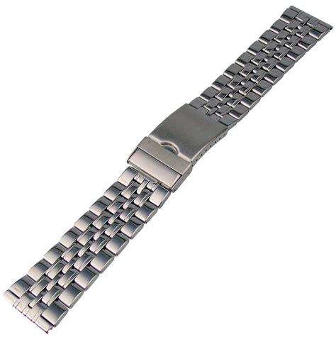 Rolex Metallarmband Polieren by Metallband Edelstahl Uhrenarmband 20 22 24mm