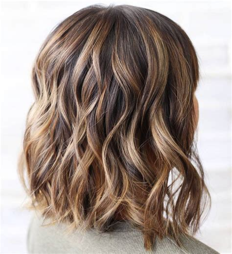 pictures of blonde highlights on medium brown short hair onpinerest 50 light brown hair color ideas with highlights and lowlights