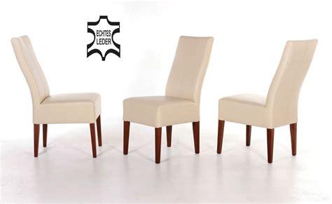 stuhl tom hochwertiger stuhl echtleder polsterstuhl esszimmerstuhl