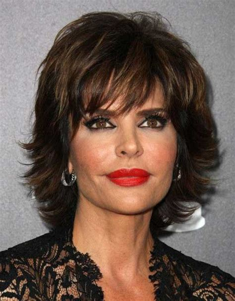 trendy haircuts for woman 40 60 yr old thin frizzy 50 perfect short hairstyles for older women fave hairstyles