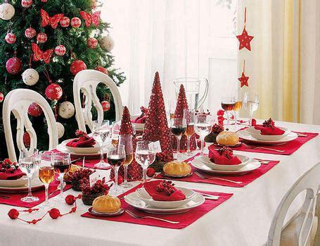 decorar mesa de comedor de navidad complementos decorativos para adornar la mesa en navidad