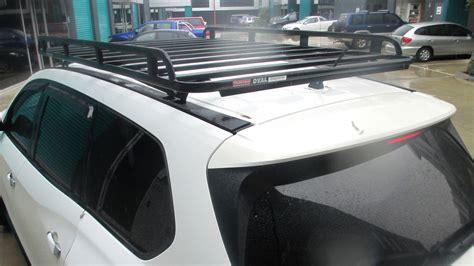 Pathfinder Roof Rack by Nissan Pathfinder R62 Roof Racks