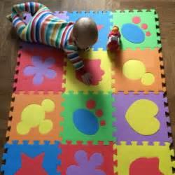 ᗕ6pcs baby foam puzzle 169 mats mats baby play